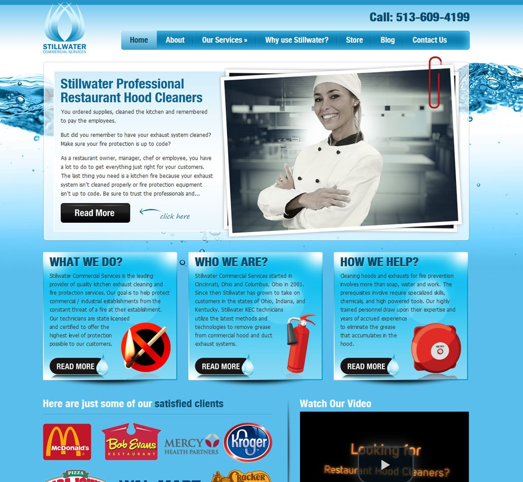 Restaurant Hood Cleaners Pro