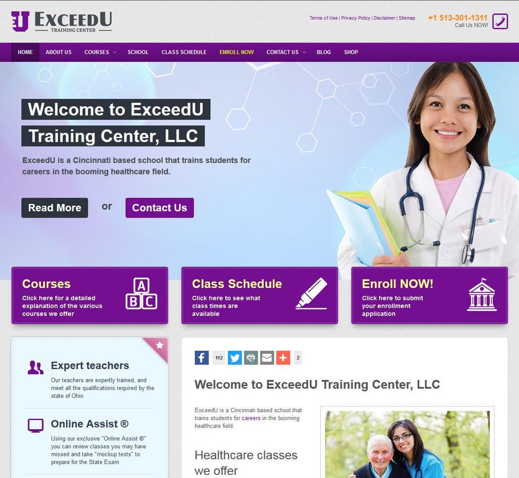 Exceed University