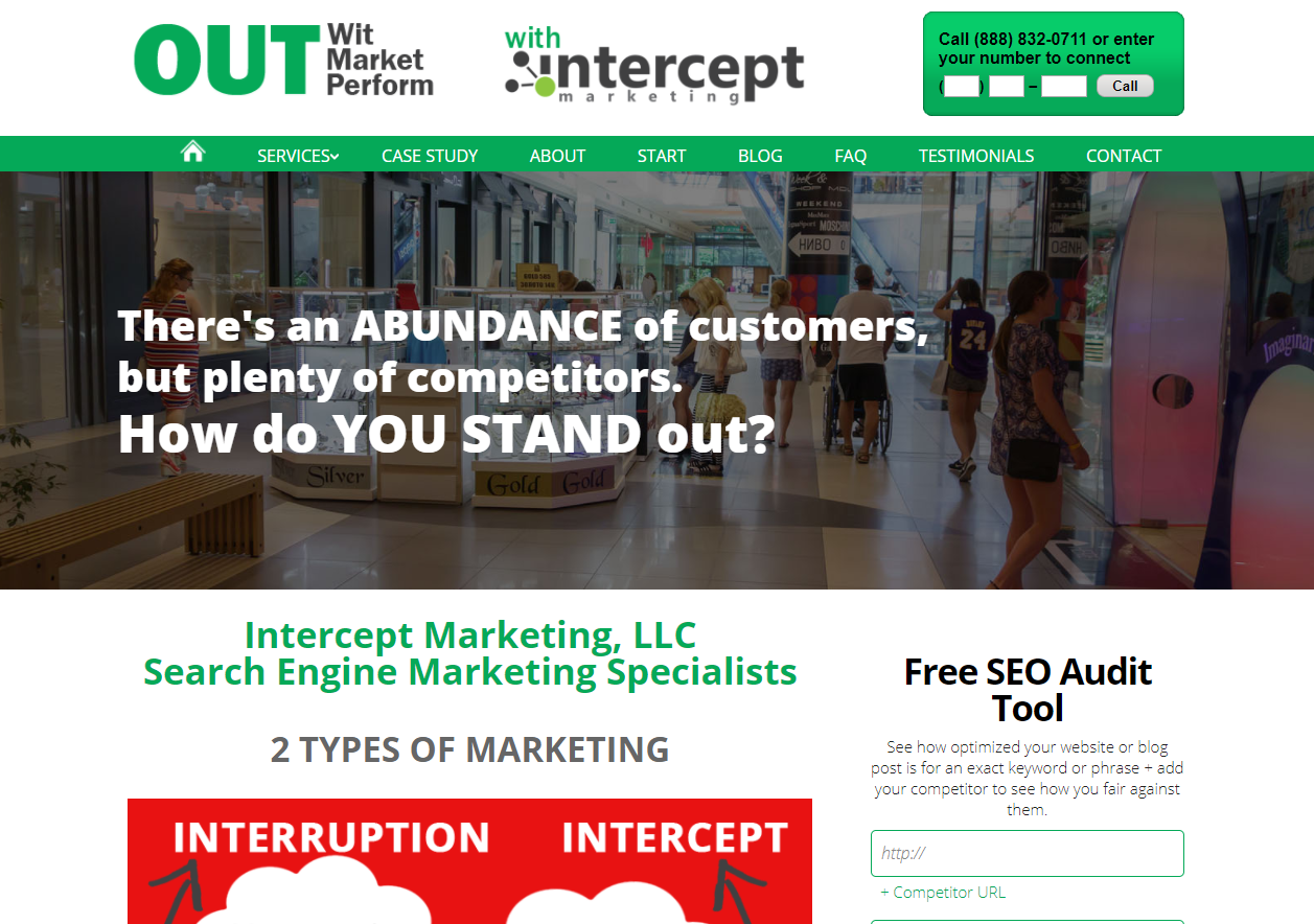 Intercept Marketing